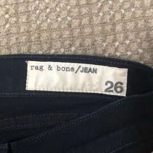Black Rag & Bone jeans